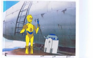 80's Star Wars Droids Cartoon