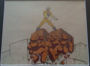 80's BraveStarr Cartoon