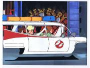 The Real Ghostbusters Cartoon