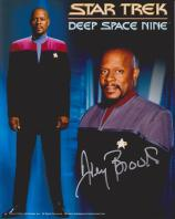 Avery Brooks Captain Sisko ST:DS9