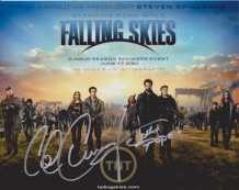 Falling Skies autographed by Colin Cunningham aka John Pope