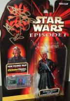 Ray Park Autographed