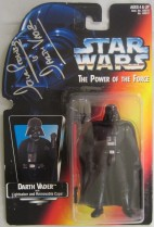 David Prowse (Darth Vader) Autographed