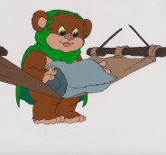 Animation Cel - Ewoks