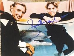 Johnathan Brandis Autographed.