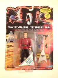 William Shatner autographed