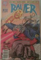Raver Comic Book #3 Autographed by Walter Koenig