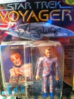 Autographed by Ethan Phillips