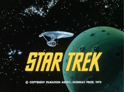Star Trek The Animated Series