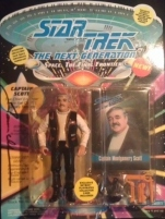 Autographed by James Doohan