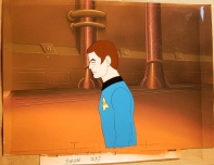 "Star Trek The Animated Series Leonard ""Bones"" McCoy"