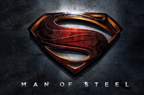 SupermanManOfSteellogo