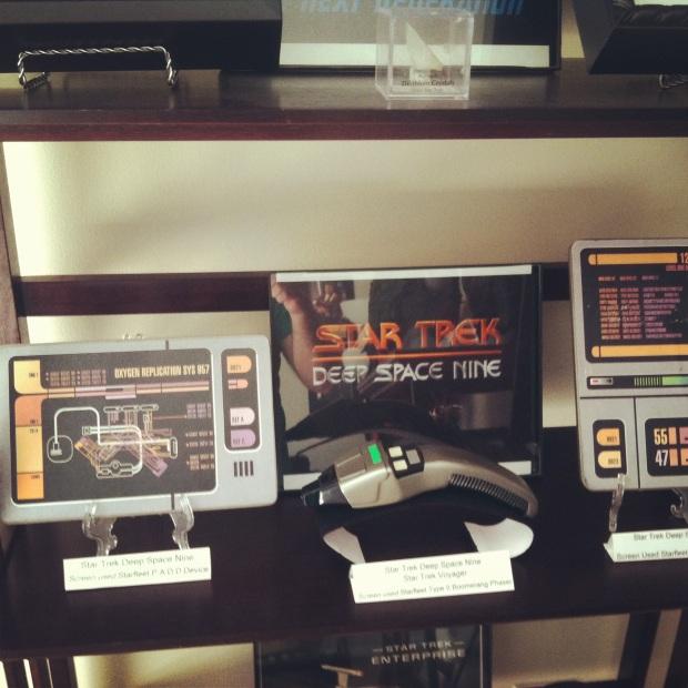 Star Trek Deep Space Nine Props