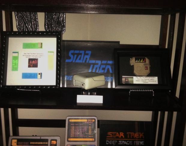 Star Trek The Next Generation Props