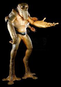 Mikey (John Alexander) Costume Display