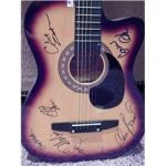 Nashville Cast Signed Guitar
