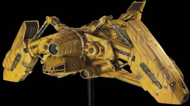 Alien Resurrection shippih Picture1