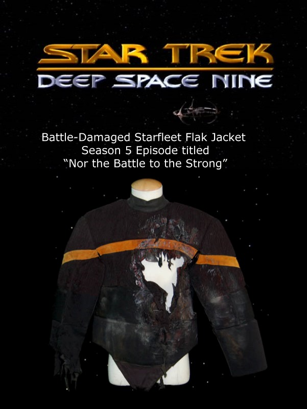 STDS9 flakjacket