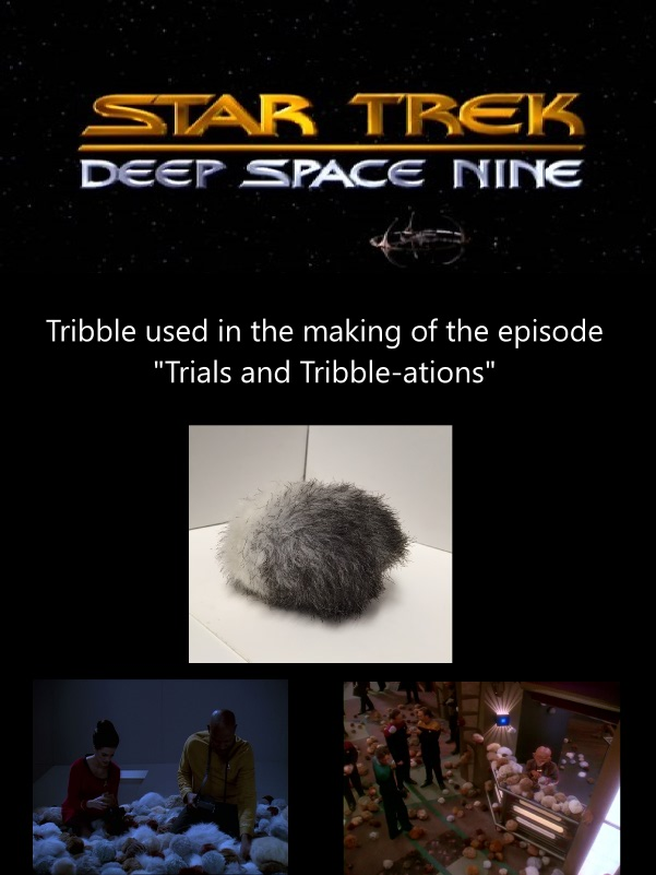 STDS9 tribble