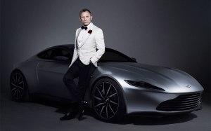 James Bond Spectre – the auction 1